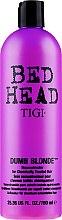 Parfums et Produits cosmétiques Réparateur aux protéines pour cheveux - Tigi Bed Head Dumb Blonde Conditioner