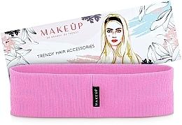 Parfums et Produits cosmétiques Bandeau pour cheveux, Be Beauty, rose - MakeUp