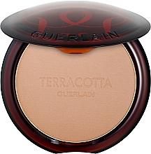 Parfums et Produits cosmétiques Poudre bronzante pour visage - Guerlain Terracotta Moisturizing Bronzing Powder Long Lasting