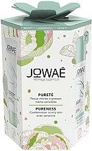 Parfums et Produits cosmétiques Coffret visage - Jowaé pureté, peau mixte à grasse (fluide matyfiant équilibrant/40ml + eau de soin hydratante/50ml)