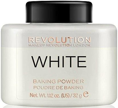 Poudre libre pour le visage - Makeup Revolution Baking Powder