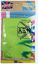 Parfums et Produits cosmétiques Tablier de coiffure, vert clair - Ronney Professional Hairdressing Apron Light Green