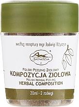 Parfums et Produits cosmétiques Gommage polonais aux herbes pour visage - Jadwiga Herbal Composition Peeling
