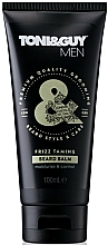Parfums et Produits cosmétiques Baume à barbe hydratant - Toni & Guy Men Frizz Taming Beard Balm
