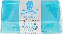 Parfums et Produits cosmétiques Savon à la glycérine - The Bluebeards Revenge Big Blue Bar Of Soap For Blokes