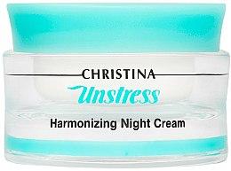 Parfums et Produits cosmétiques Crème de nuit équilibrante à l'extrait de concombre - Christina Unstress Harmonizing Night Cream