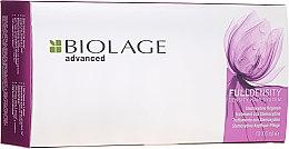 Parfums et Produits cosmétiques Soin activateur de densité pour cheveux en ampoules - Biolage Full Density Thickening Hair System