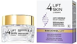 Parfums et Produits cosmétiques Crème de nuit anti-rides - Lift4Skin Bakuchiol Lift Night Cream