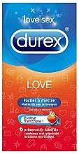 Parfums et Produits cosmétiques Préservatifs, 6pcs - Durex Love