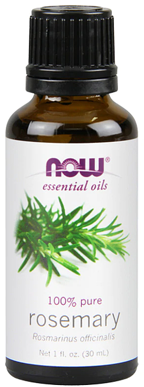 Huile essentielle de romarin - Now Foods Essential Oils 100% Pure Rosemary