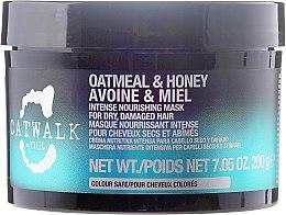 Parfums et Produits cosmétiques Masque à l'avoine et miel pour cheveux colorés - Tigi Catwalk Oatmeal & Honey Nourishing Mask