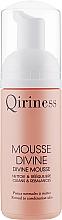 Parfums et Produits cosmétiques Mousse à l'extrait de framboise pour visage - Qiriness Divine Mousse