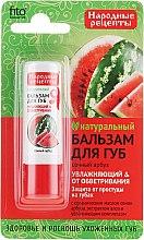 Parfums et Produits cosmétiques Baume à lèvres naturel à la pastèque juteuse - FitoKosmetik Recettes folkloriques