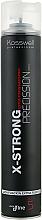Parfums et Produits cosmétiques Laque cheveux, fixation extra forte - Kosswell Professional Dfine X-Strong Precission