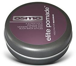Parfums et Produits cosmétiques Pommade coiffante, fixation extra forte - Osmo Elite Pomade Traveller