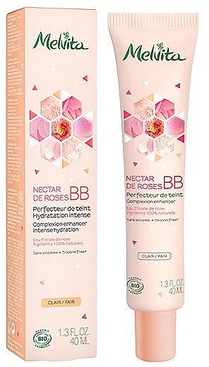 BB crème - Melvita Nectar De Roses Organic BB Cream