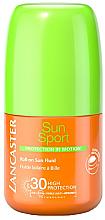 Parfums et Produits cosmétiques Fluide solaire roll-on SPF 30 pour visage et corps - Lancaster Sun Sport Roll-On Fluid SPF30