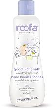 Parfums et Produits cosmétiques Gel lavant calmant aux huiles de lavande et de camomille - Roofa Good Night Bath Gel
