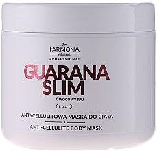 Parfums et Produits cosmétiques Masque anti-cellulite - Farmona Mask