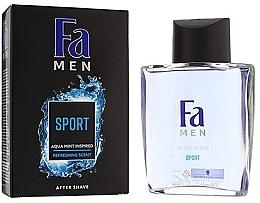 Parfums et Produits cosmétiques Lotion après-rasage - Fa Men Sport After Shave