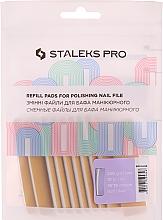 Parfums et Produits cosmétiques Kit abrasifs de rechange pour lime à ongles droite, DFE-51-240 - Staleks Pro (10 pcs)