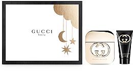 Parfums et Produits cosmétiques Gucci Guilty - Coffret (eau de toilette/50ml + lotion pour corps/50ml)