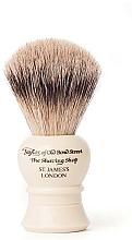 Parfums et Produits cosmétiques Blaireau de rasage, S2233 - Taylor of Old Bond Street Shaving Brush Super Badger size S