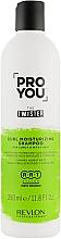 Parfums et Produits cosmétiques Shampooing au panthénol - Revlon Professional Pro You The Twister Shampoo