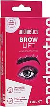 Parfums et Produits cosmétiques Andmetics Brow Lift Kit - Kit de rehaussement de sourcils