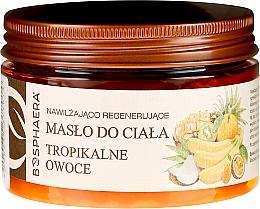 """Parfums et Produits cosmétiques Huile corporelle hydratante régénérante """"Fruits tropicaux"""" - Bosphaera"""
