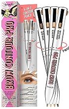 Parfums et Produits cosmétiques Crayon à sourcils multi-fonctions - Benefit Brow Contour Pro