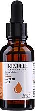 Parfums et Produits cosmétiques Solution exfoliante à l'acide ascorbique pour visage - Revuele Peeling Solution Ascorbic Acid Exfoliator