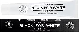 Parfums et Produits cosmétiques Dentifrice au charbon actif - Biomika Black For White Teeth Paste