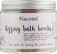 Parfums et Produits cosmétiques Set bombes de bain - Nacomi Mix Bath Bomb (bombe/4pcs)