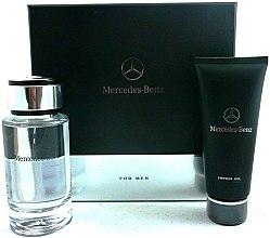 Parfums et Produits cosmétiques Mercedes-Benz Mercedes-Benz For Men - Coffret (eau de toilette/120ml + gel douche/100ml)