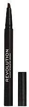 Parfums et Produits cosmétiques Feutre à sourcils - Makeup Revolution Bushy Brow Pen