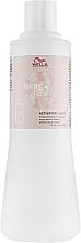 Parfums et Produits cosmétiques Lotion-estompeur de couleur à l'huile de ricin - Wella Professionals ReNew Activator Liquid