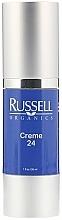 Parfums et Produits cosmétiques Crème à l'aloe vera pour visage - Russell Organics Creme 24