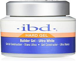 Parfums et Produits cosmétiques Gel de construction ultra blanc - IBD Builder Gel Ultra White