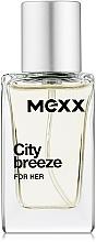Parfums et Produits cosmétiques Mexx City Breeze For Her - Eau de Toilette (mini)