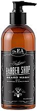 Parfums et Produits cosmétiques Shampooing et après-shampooing pour barbe - Dr. EA Barber Shop Beard Wash 2 in1 Shamp & Conditioner