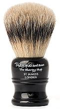 Parfums et Produits cosmétiques Blaireau de rasage, SH2B, noir - Taylor of Old Bond Street Shaving Brush Super Badger Size M