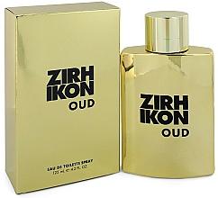 Parfums et Produits cosmétiques Zirh Ikon Oud - Eau de Toilette