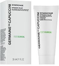Parfums et Produits cosmétiques Gel dermo-protecteur au beurre de karité et jojoba - Germaine de Capuccini Synergyage Intensive Relief Hydrating Gel
