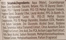 Gel antibactérien pour visage,mains et corps, Orange amère - Lirene — Photo N3