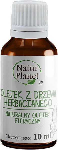 Huile d'arbre à thé - Natur Planet Tea Tree Oil