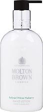 Parfums et Produits cosmétiques Lotion à la mûre et thym pour mains - Molton Brown Mulberry & Thyme Enriching Hand Lotion
