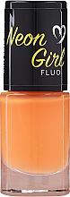 Parfums et Produits cosmétiques Vernis à ongles - Ados Neon Girl Fluo Nail Polish