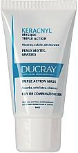 Masque triple action pour visage - Ducray Keracnyl Masque Triple Action — Photo N3