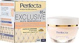 Parfums et Produits cosmétiques Crème de jour et nuit à l'Or 24K - Perfecta Exclusive Face Lifting Cream 65+